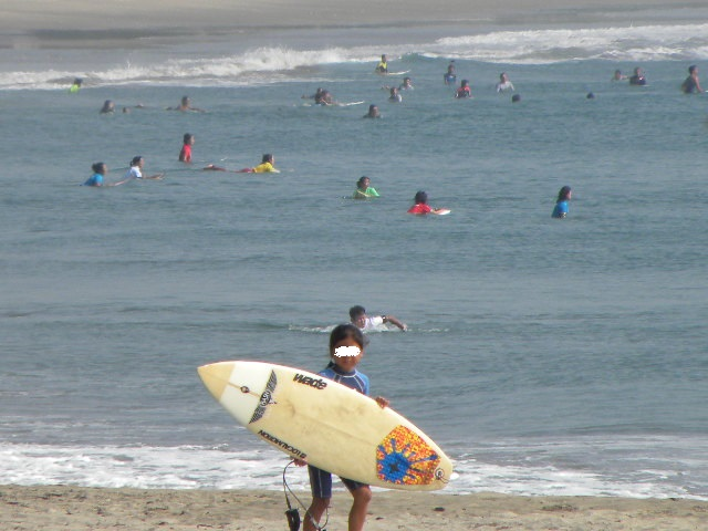 日立市・河原子サーフィン大会
