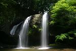 大子町 月待ちの滝